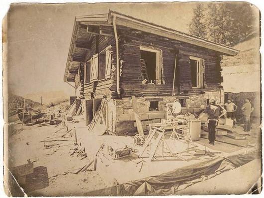 Ancienne Ferme d'Alpage