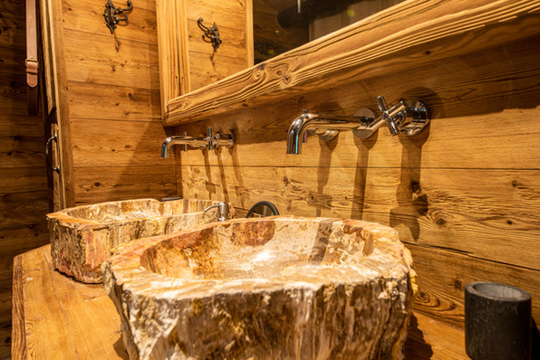 robinetterie des salles de bain