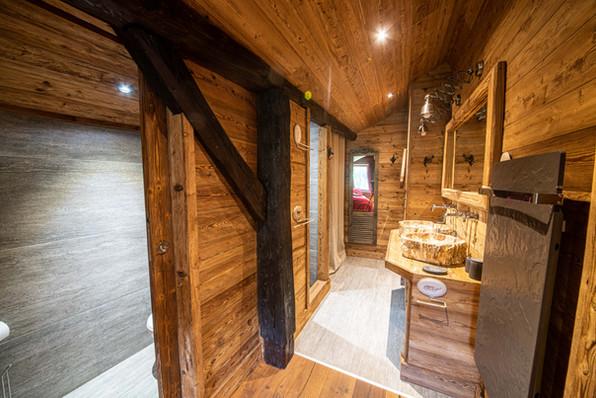 salle d'eau chambre 1 étage