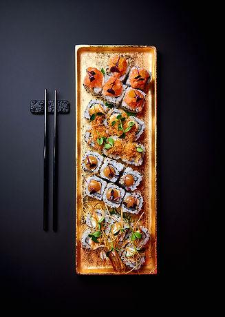 Plateau de sushi Tanka