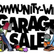 Community Wide Garage Sale