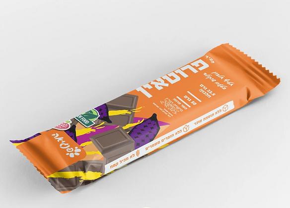 חטיף חלבון שוקולד