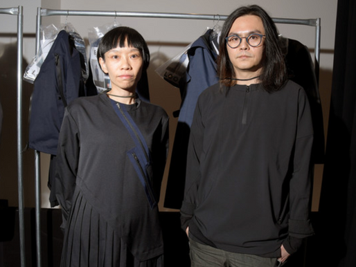 OqLiq Brand Designers Discuss the Natural Elements of Taiwain Used in its (Digital) NYFW Show