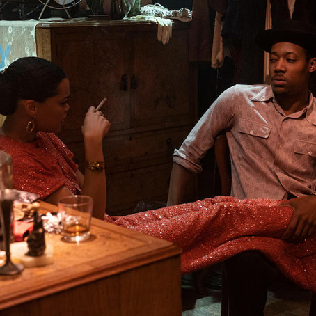"Tyler James Williams Talks About His Role in ""The United States vs. Billie Holiday"""