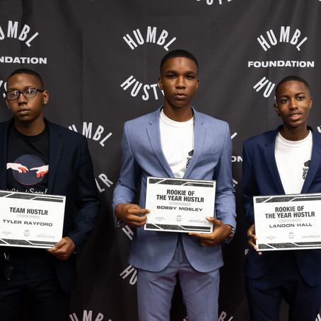 Humbl Hustlr Foundation Inspires Young Men with Youth Entrepreneurship Pitch Competition