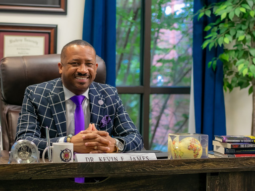 The President of Morris Brown College Says HBCUs Pour Into the Black Middle Class Like No Other
