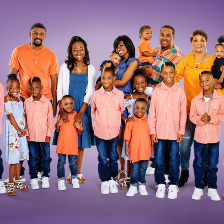 Deon Derrico Talks About Being a Father of 14, Gives Advice to New Fathers and More