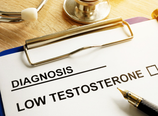 Effects of Low Testosterone in Males