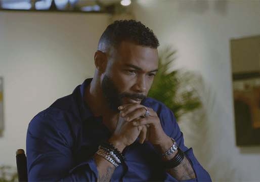"Omari Hardwick Talks Rejection and Being Embraced by Pauletta Washington on TV One's ""UNCENSORED"""