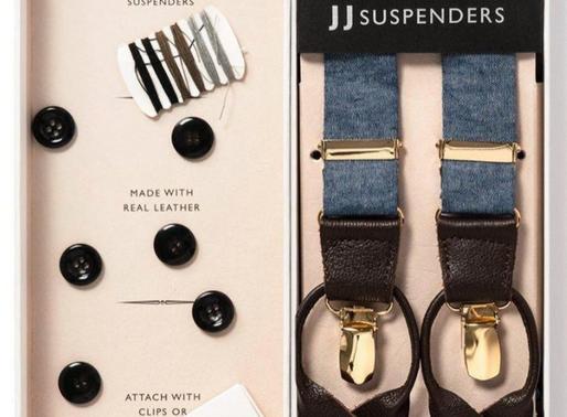[Giveaway] JJ's Stylish Suspenders
