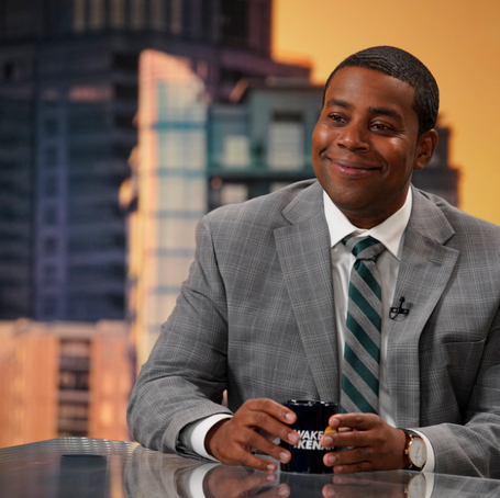 "Kenan Thompson Talks His New Sitcom ""Kenan"" and What It will take to make ""Good Burger 2"""