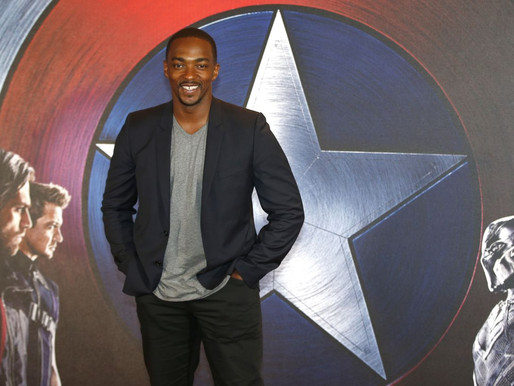 Anthony Mackie Speaks on Being A Young Black Man and Playing Captain America