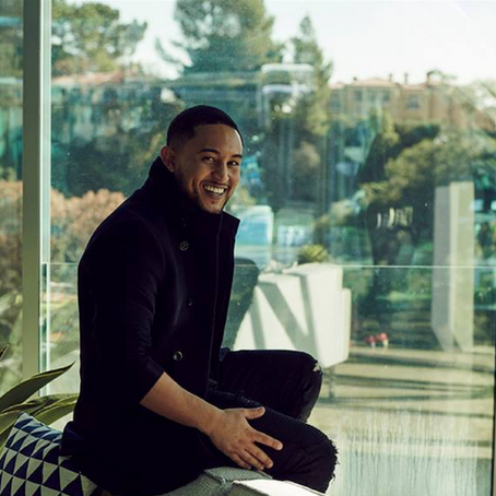 """Tahj Mowry Discusses His New Film """"Welcome Matt"""" and A """"Smart Guy"""" Reboot"""