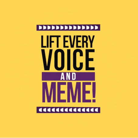 """[Giveaway] Game Night Just Got Real Black with """"Lift Every Voice and Meme"""" Card Game"""