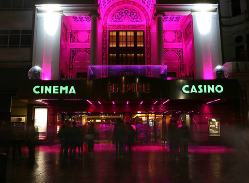 Some of London's Most Exclusive Casinos