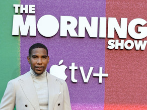The Morning Show's Desean Terry Talks About the Parallels of Season 2 and the Media Industry