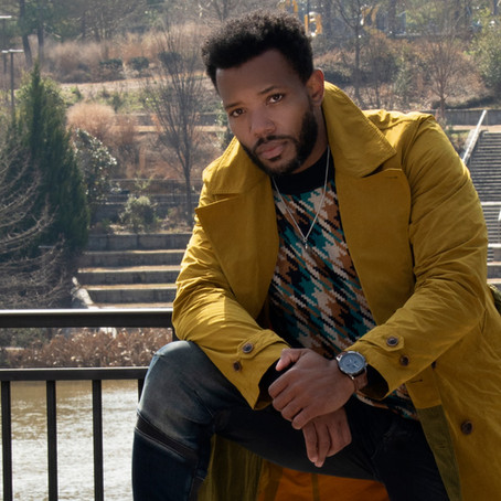 From Stage to TV, Singing to Photography, CW Black Lightning's Wallace Smith Continues to Stand Out