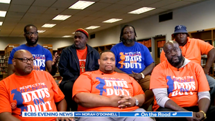 Dads Band Together to Stop the Violence at Their Kid's High School in Shreveport, Louisiana