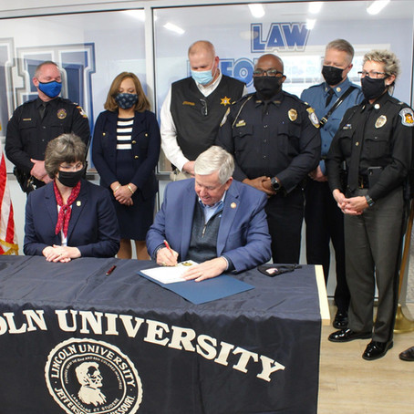 Lincoln University Develops the First Police Academy at an HBCU