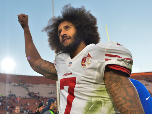 Colin Kaepernick Collaborates With Disney For Upcoming  Docuseries