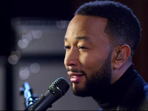 """John Legend Inspires With His Performance """"Never Break"""" on Netflix's New Documentary """"Giving Voice"""""""