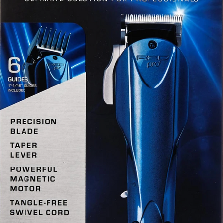 [Giveaway] RED Pro Titanium Hair Clippers