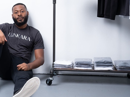 Osagiele Eromosele Infuses His Nigerian Roots into His Clothing Line, Lunkara