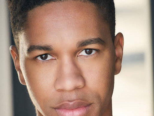 Aaron Moten Discusses His Role In The New Fox Series, neXt