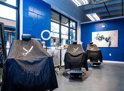 """Yisrael Wright's New Grooming Spa is Now Open and Accepting """"MENbers"""""""