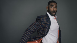 """From the Field to the Screen, Netflix's """"Family Reunion"""" Star Anthony Alabi Blazes His Own Path"""
