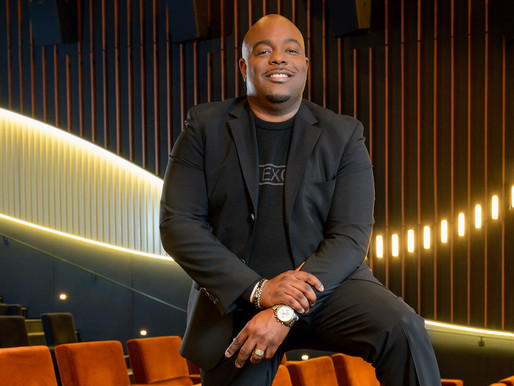 """Motion Picture's John Gibson, """"A Champion of Inclusion, Belonging and Representation in TV/FILM"""""""