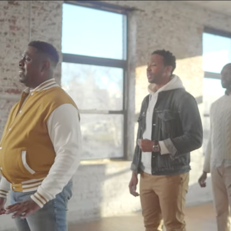 Men of Alpha Phi Alpha Celebrate Black History with a Powerfully Touching Rendition of Their Hymn
