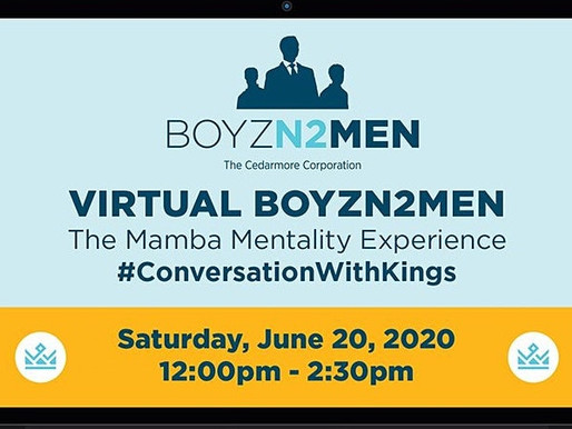 "The Cedarmore Corporation Will Host the ""Virtual BoyzN2Men"" Event"