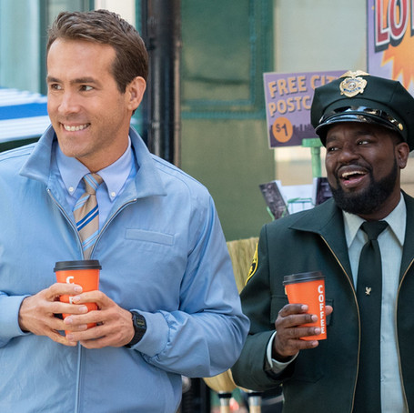[Giveaway] Check Out the Atlanta Screening of 'FREE GUY' Starring Ryan Reynolds and Lil Rel