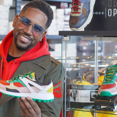 Darrell Alston is Changing the Narrative By Way of His Bungee Obleceni Brand