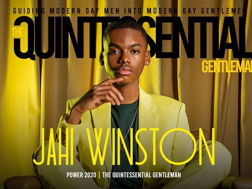 Actor Jahi Winston Covers Our 2020 Power Issue