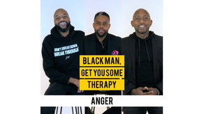 "New Video Series ""Black Man, Get You Some Therapy"" Brings Light To Anger"
