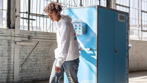 Jaden Smith and New Balance Team Up for Sneaker Collab