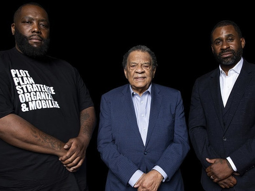 Killer Mike Teams Up With Andrew Young and Bounce TV Owner to Launch Digital Black Banking Solution