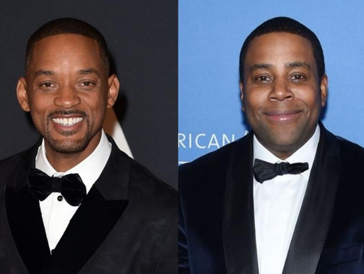 """Will Smith and Kenan Thompson Will Star in New Apple TV + Documentary, """"Dads"""""""