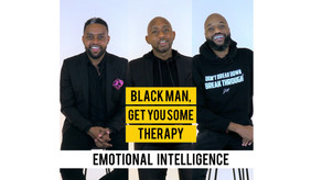 """Black Man, Get You Some Therapy"" Episode 4 Explores Emotional Intelligence"