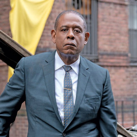 "Executive Producer Markuann Smith Talks Season Two of ""Godfather of Harlem"""