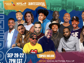 Join Us for NYLFF's Futuro Digital Conference, the Premier Program for Content Creators of Color