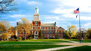 Students at Howard University Protest Over Living Conditions