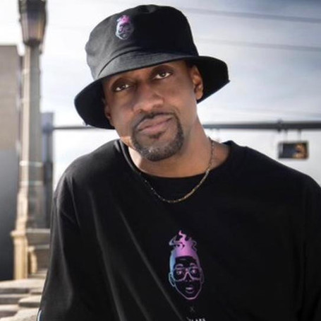 Actor Jaleel White Launches Cannabis Brand Called ItsPurpl