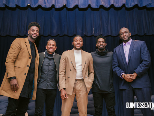 Hill Harper, Dontrelle Inman and Others Gather to Discuss Black Fatherhood for MOCTales