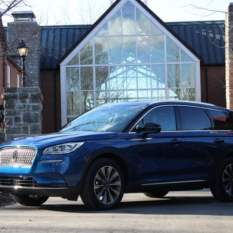 A Weekend Driving The New Lincoln Corsair