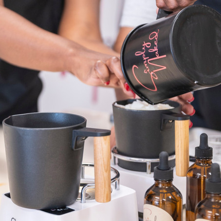 Troy Gunn Shares the Male Perspective of Candle Making