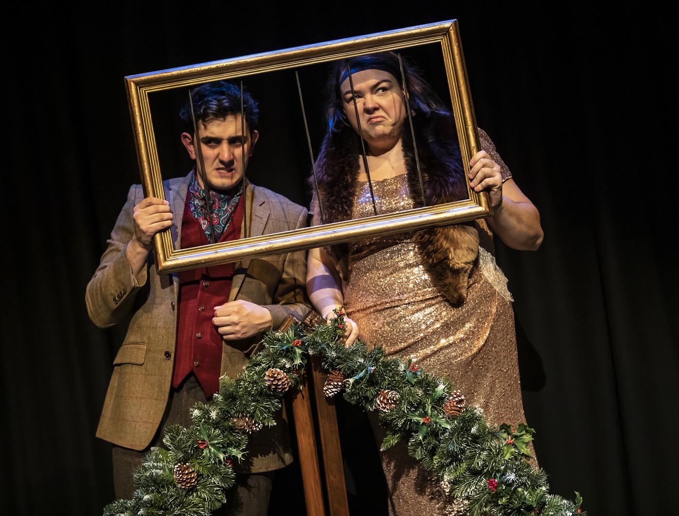 Crimes of the Christmas Pudding