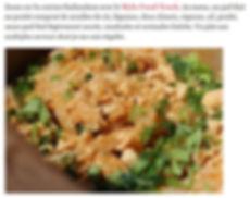 Article de mesdélices.fr blog culinaire Lyonnais